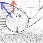 初心者もできる簡単なロブショットの打ち方。溝とスピンについて。