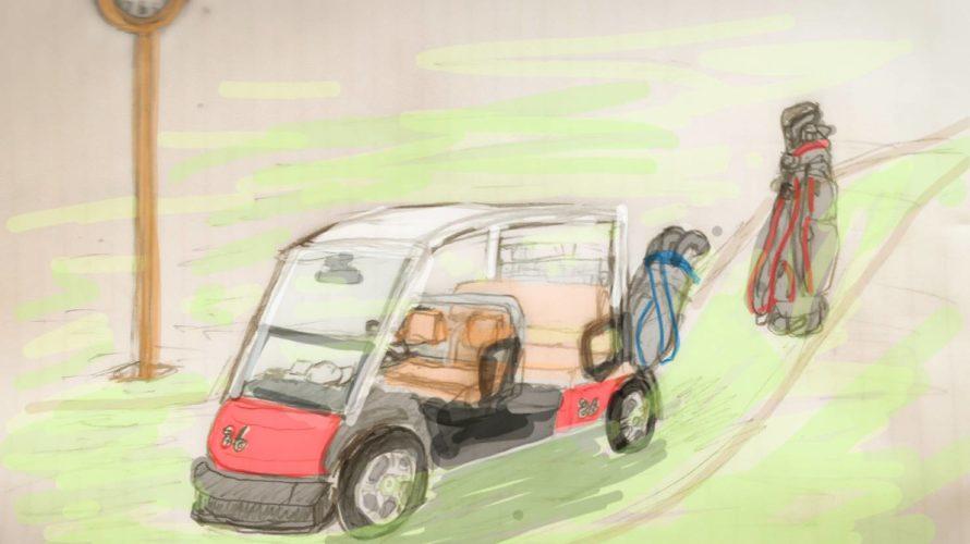 ゴルフカートにはガソリンと電気型があります。値段や速度について